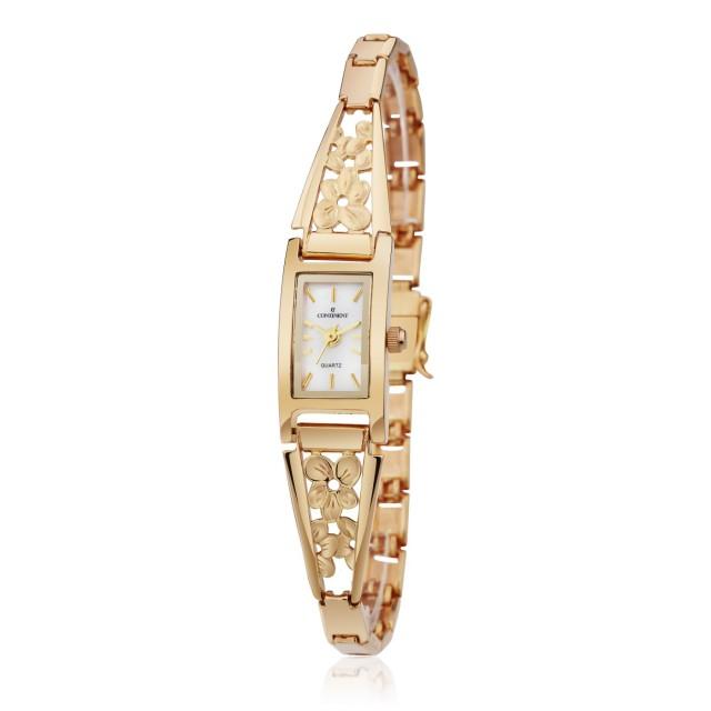 Золотые часы женские 228