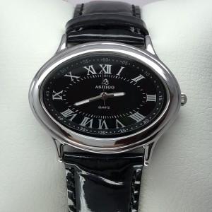 Серебряные часы 24011