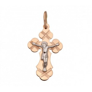 Золотой крестик 230116