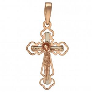 Золотой крестик 250068