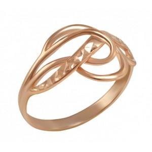 Золотое женское кольцо 300089