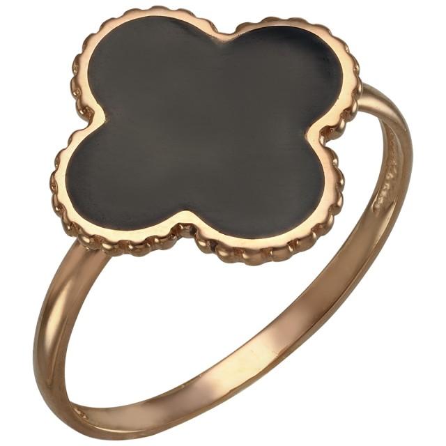 Золотое женское кольцо 300423Е