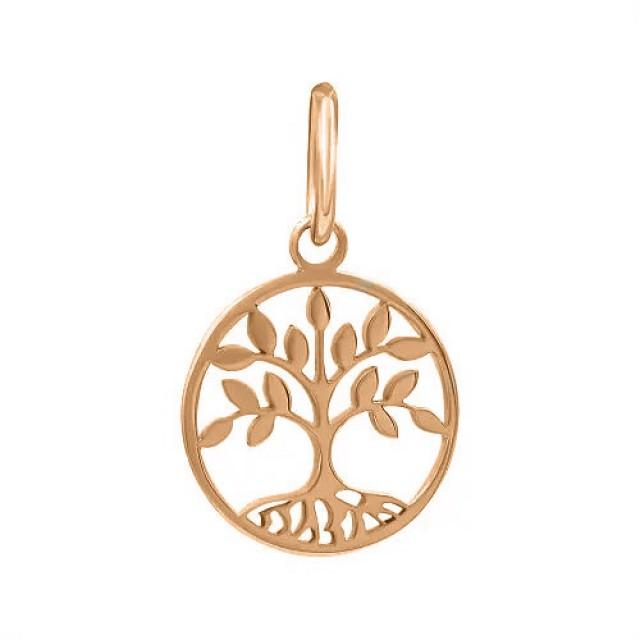 Золотой подвес Дерево Жизни 3007034101