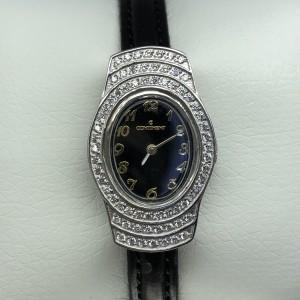 Серебряные часы женские 39
