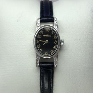 Серебряные женские часы 083р
