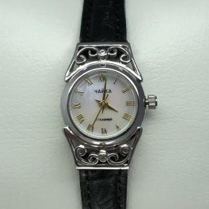 Серебряные часы женские 14Р