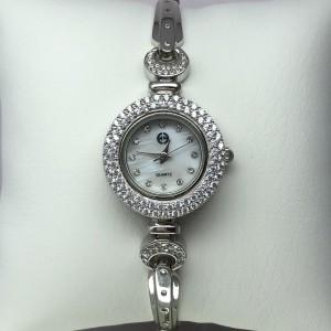 Серебряные часы женские 180р