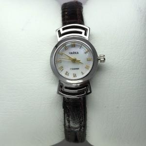 Серебряные женские часы 15р