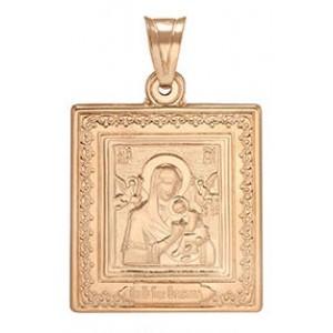Золотой кулон 110597