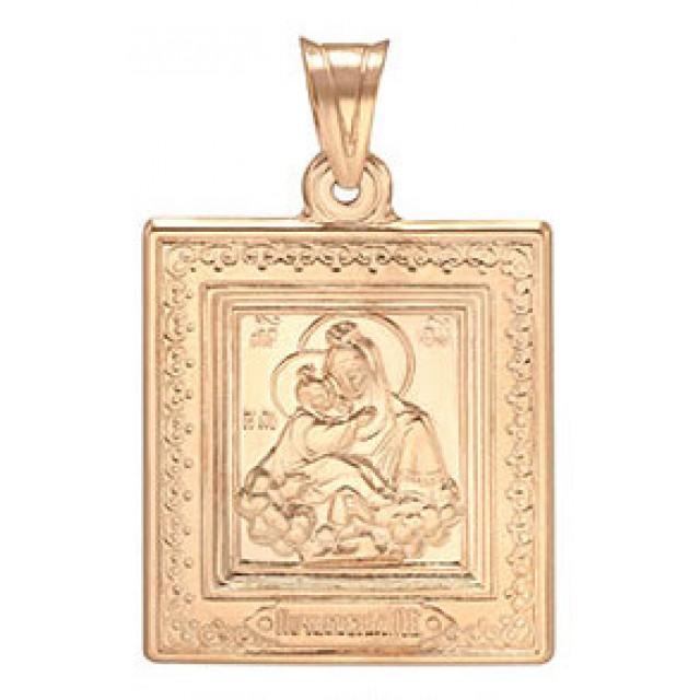 Золотая ладанка 100596