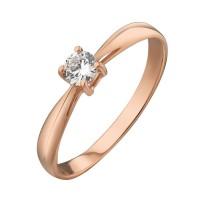 Золотое кольцо женское 1101478101