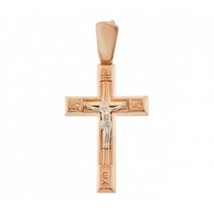 Золотой крестик 222018