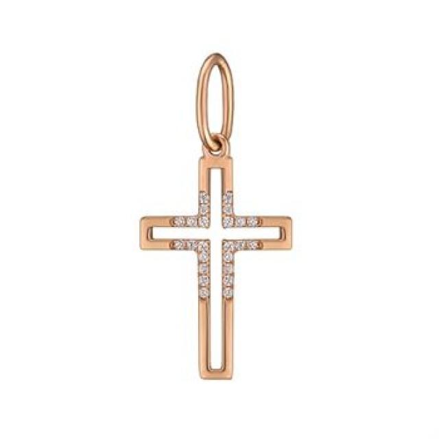 Золотой крестик 3105741101