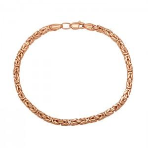 Золотой браслет Лисий Хвост 420790110