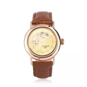 Золотые мужские часы 9116-4