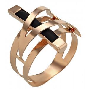 Золотое женское кольцо 900629