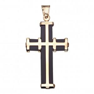 Золотой крестик 940010