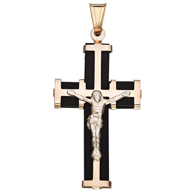 Золотой крестик 940011