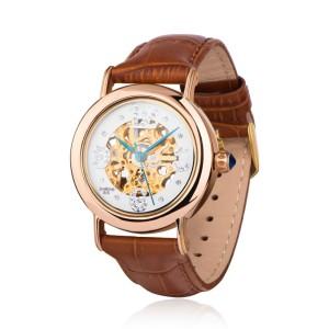 Золотые мужские часы 9115-6