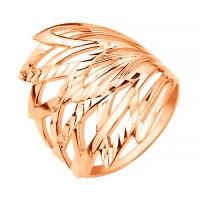 Золотое кольцо женское 2159