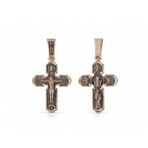 Золотой крест 1504 фото
