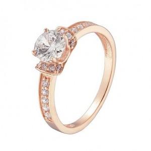 Золотое женское кольцо 1190624101