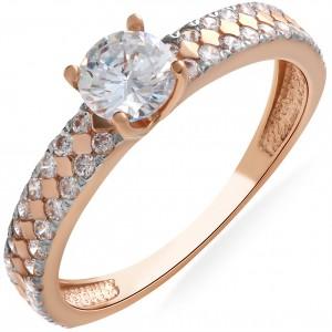 Золотое женское кольцо 1190876101
