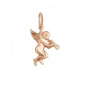 Золотой подвес Ангелочек 100180