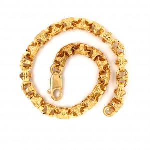 Золотой браслет 631684 фото