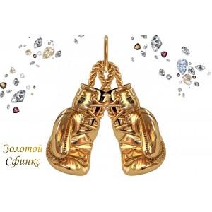Золотой подвес 411330