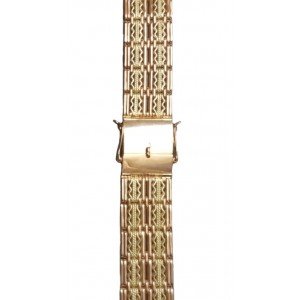 Золотой мужской браслет 202 фото