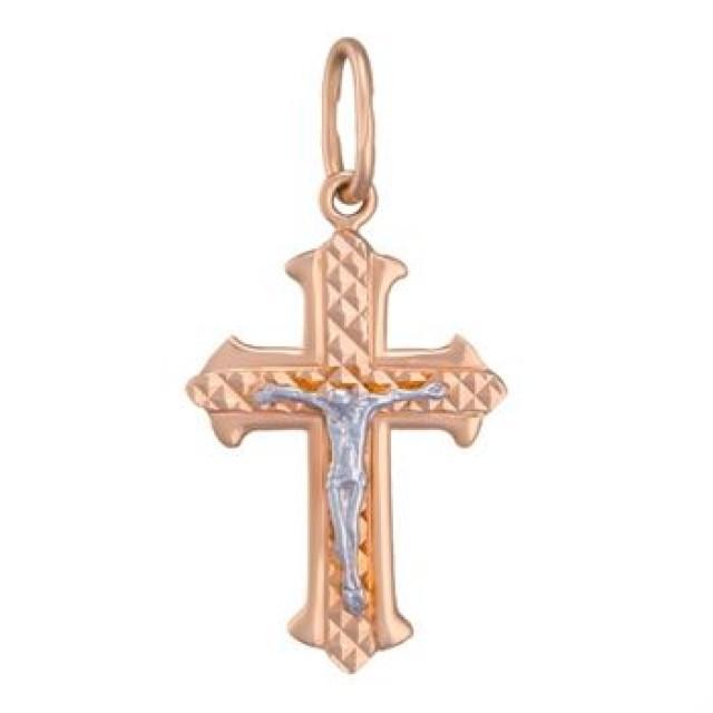 Золотой крестик 3006191112