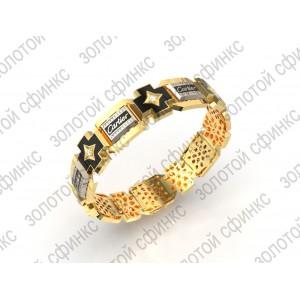 Золотой браслет 900953 фото