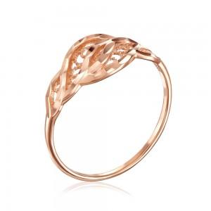Золотое женское кольцо 12305