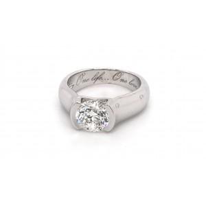 Золотое женское кольцо Cartier