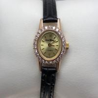 Золотые часы женские 42