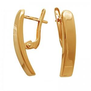 Золотые женские серьги 470480