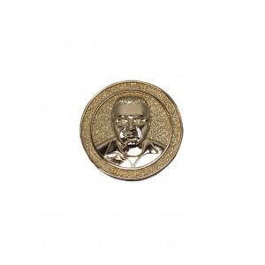 Золотая монета фото