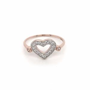 Золотое женское кольцо 1121886