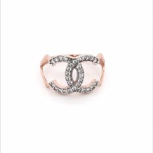 Золотое женское кольцо 1121899