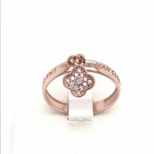 Золотое женское кольцо 1121900