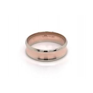 Золотое обручальное кольцо 441610