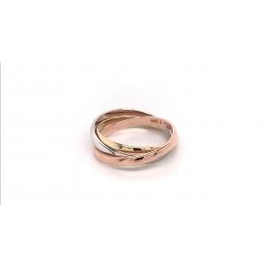 Золотое обручальное кольцо 4710509