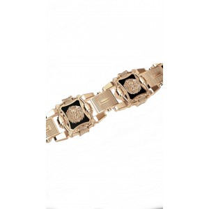 Золотой браслет 900852