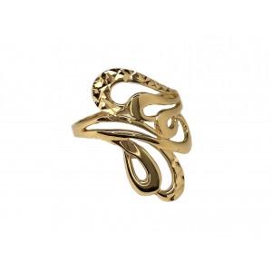 Золотое женское кольцо 10440