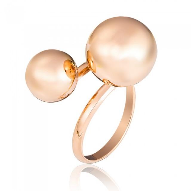Золотое женское кольцо 1/0022 kievg фото