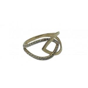 Золотое женское кольцо 2561 фото