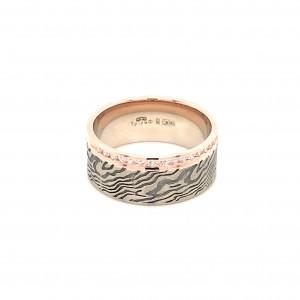 Золотое обручальное кольцо 4421918 фото