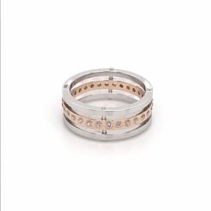 Золотое обручальное кольцо 4421998 фото