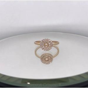 Золотое женское кольцо 1124380
